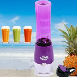 Electric Juice Juicer Blender Kitchen mixer Drink Bottle Smo