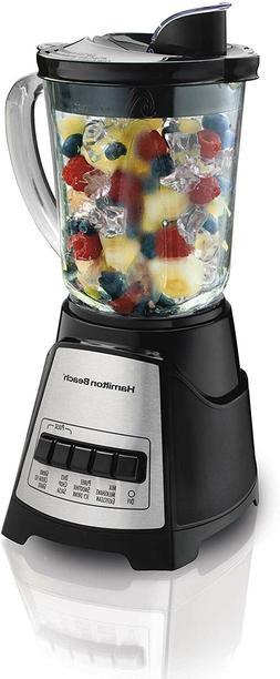 Electric Kitchen Blender Hamilton Beach Milk Shake Smoothie