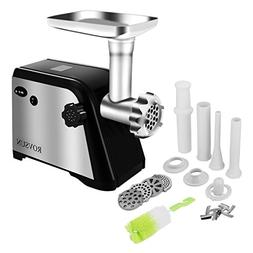 ROVSUN Electric Meat Grinder, 800W Stainless Steel Mincer Sa