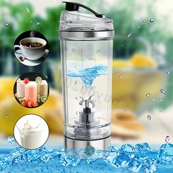 Electric Shaker Vortex Blender Drink Cup Protein Nutrition M