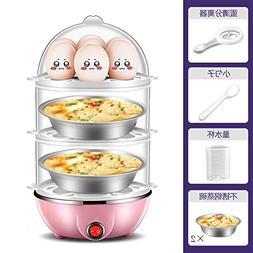 Elite Cuisine Egg Poacher & Egg Cooker with 21 Egg Capacity,