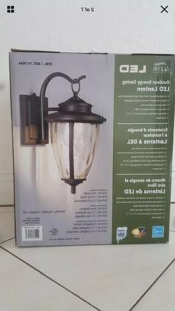 Altair Energy Saving LED Lantern - Oil Rubbed Bronze Finish