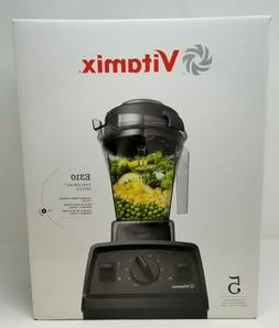 Vitamix Explorian E310 Blender - Black - Brand New - Free Sh