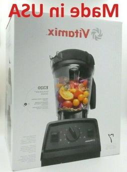 Vitamix Explorian Series Blender E320 + 64 oz Low Profile Co