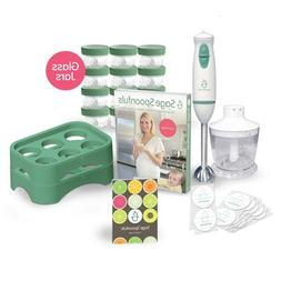Baby Food Making And Storage Kit - The Let's Get Started Pac