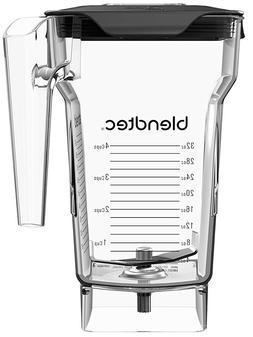 Blendtec FourSide Professional-Grade Blender Jar Vent Latchi