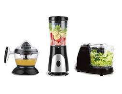 Eco+Chef Fresh Start Bundle Package: Personal Blender for sh