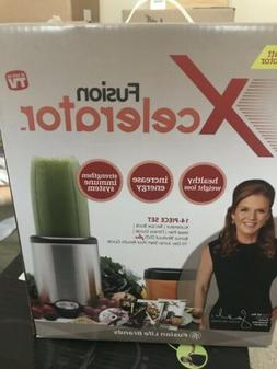 Fusion Xcelerator Red Blenders Countertop Small Kitchen Appl