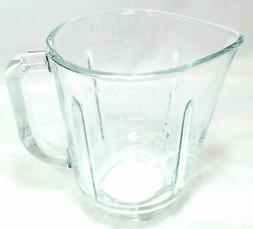 Glass Blender Jar for KitchenAid, AP4500451, PS2372306, W102
