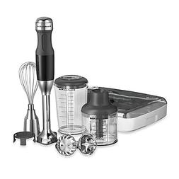 KitchenAid 5-Speed Hand Blender in Black