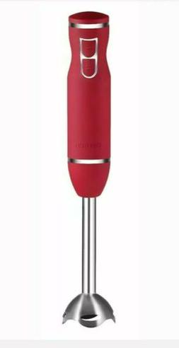 Hand Immersion Blender Stick 2-Speed 300Watt Hand Mixer Stai