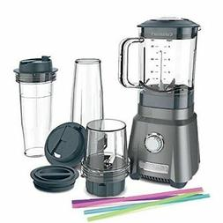 Cuisinart Hurricane Compact Juicing Blender - Black Stainles