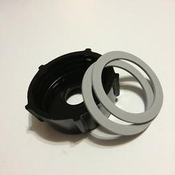 Oster Jar Base Cap 4902  With 2 Sealing Rings 4900 For Oster