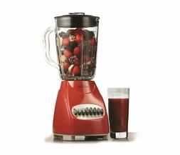 Brentwood Appliances JB-920R 12-Speed Blender with Plastic J