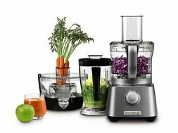 Juicer and Food Processor in Gunmetal - Cuisinart® Kitchen