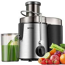 "Juicer Centrifugal Juicer Machine Wide 3"" Feed Chute Juice E"
