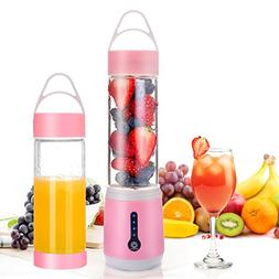 Juicer Cup, Portable Juice Blender, Personal Size Eletric Re