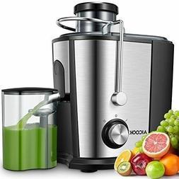 Juicer Juice Extractor, Aicook Wide Mouth Juicer Machine BPA