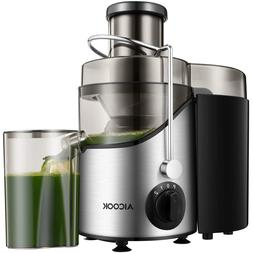 Juicer Machine, Aicook Juice Extractor with 3'' Wide Mouth,