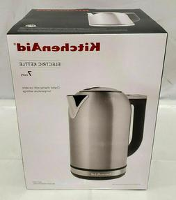 KitchenAid KEK1722SX 1.7-L Electric Kettle - Stainless Steel