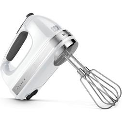 KitchenAid KHM920A 9-Speed Digital Display Hand Mixer- With