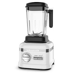KitchenAid Pro Line 3.5 HP Blender Frosted Pearl White KSB70