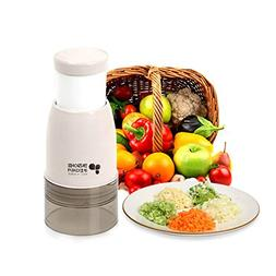 Kitchenart Manual Tapping System Vegetable & Fruit Slicer Ch