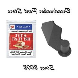 New Kneading Paddle Fits Cook's Essentials Model K46561 172