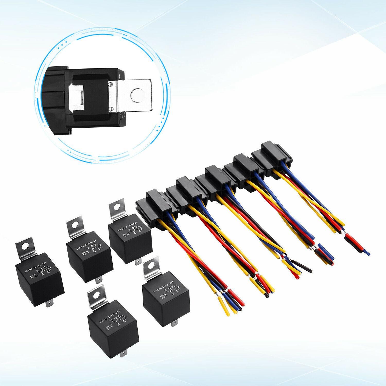 5x SPDT Automotive Wires + JD1914