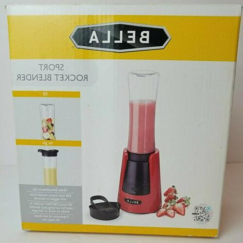 BELLA 13959 Rocket Blender Sport, Purple