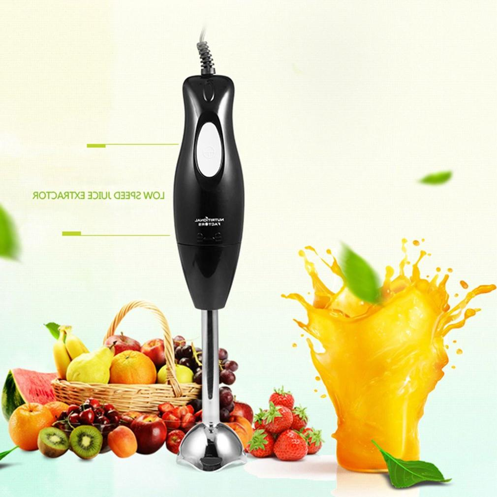 Grinder Mincing Fruit Juicer Household Mixing <font><b>Blender</b></font> Hand-held Kitchen 220V
