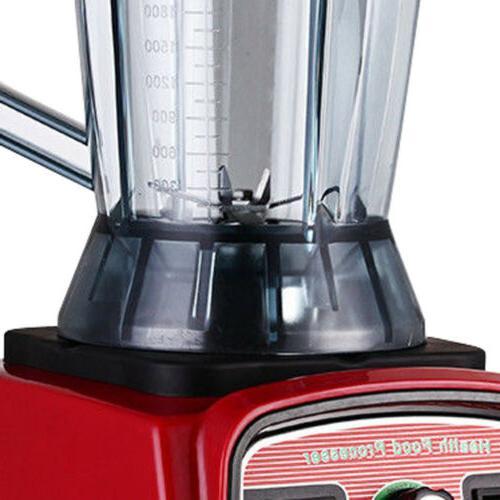 2800W Fruit Mixer Home Kitchen Appliance