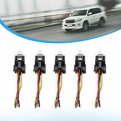 5x 12V Automotive Wires JD1914 30/40