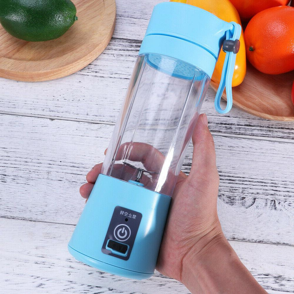 380ml Juicer Rechargeable Fruit