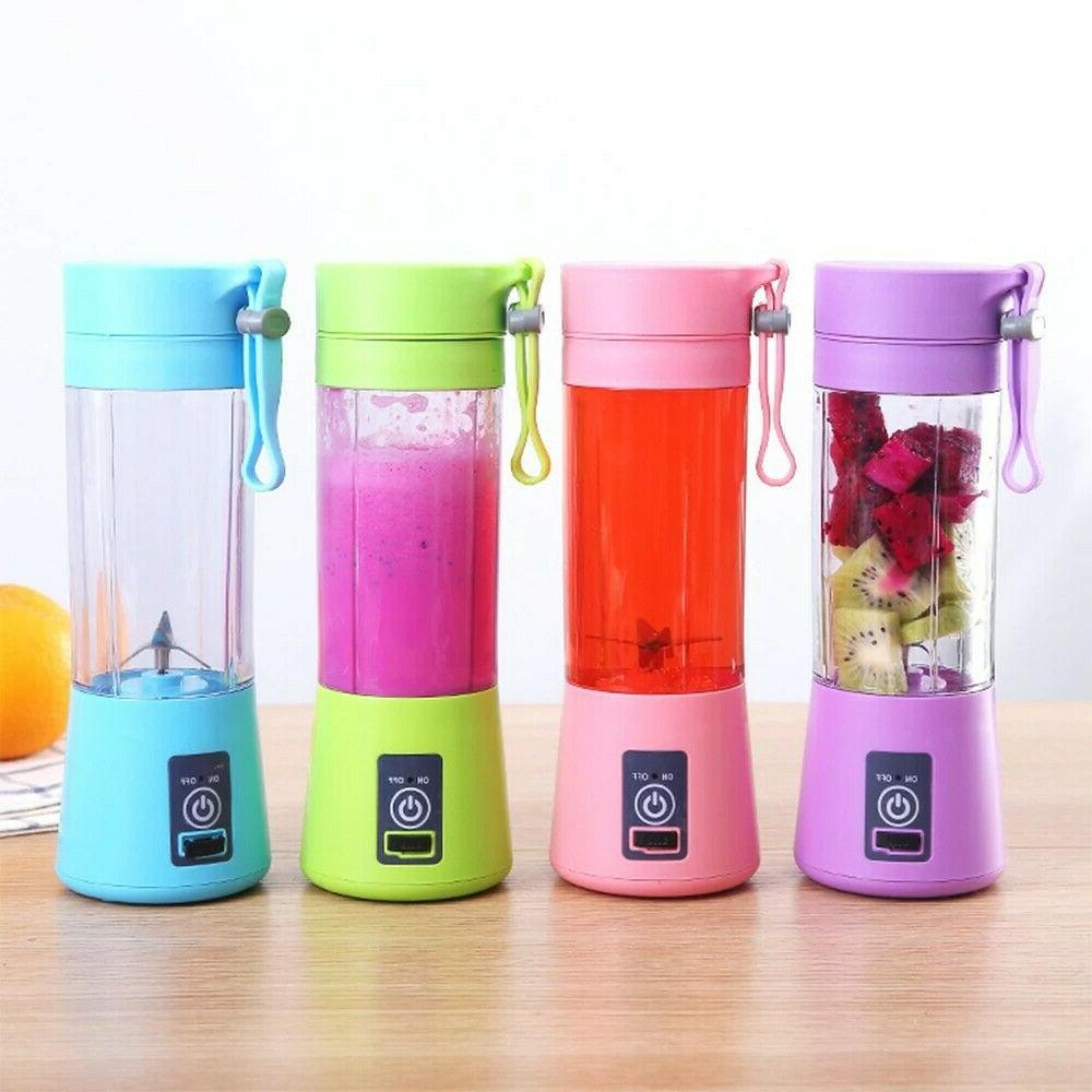 380ml one portable personal blender juicer mix