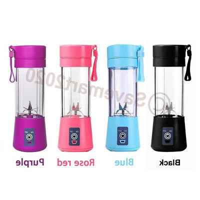 380ml One Portable Personal Blender Rechargeable Jet