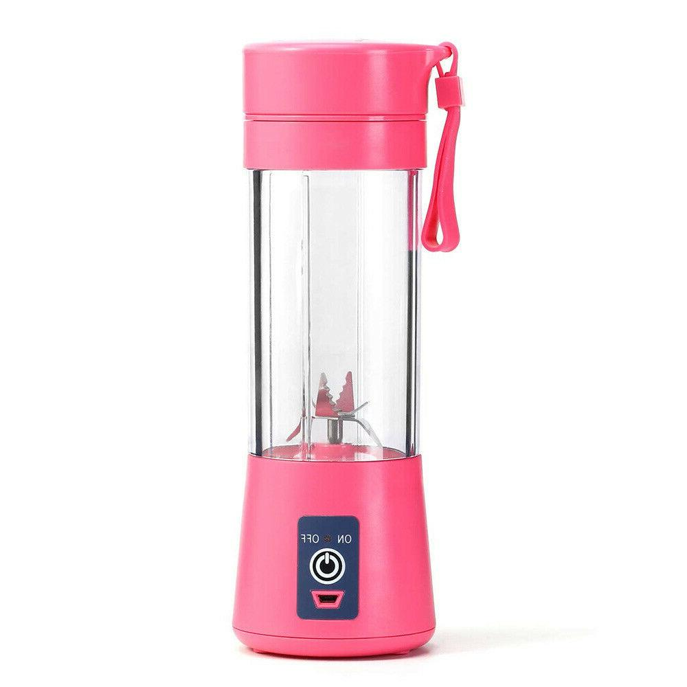 380ml One Blender Blend Rechargeable Jet