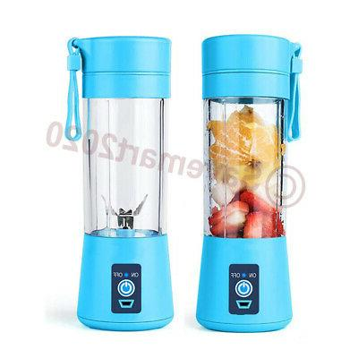 380ml One Portable Blender Mix Rechargeable