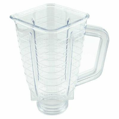 5-Cup Plastic Blender with Lid for Blenders