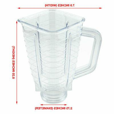 5-Cup Blender with Lid for Oster Blenders Part 089