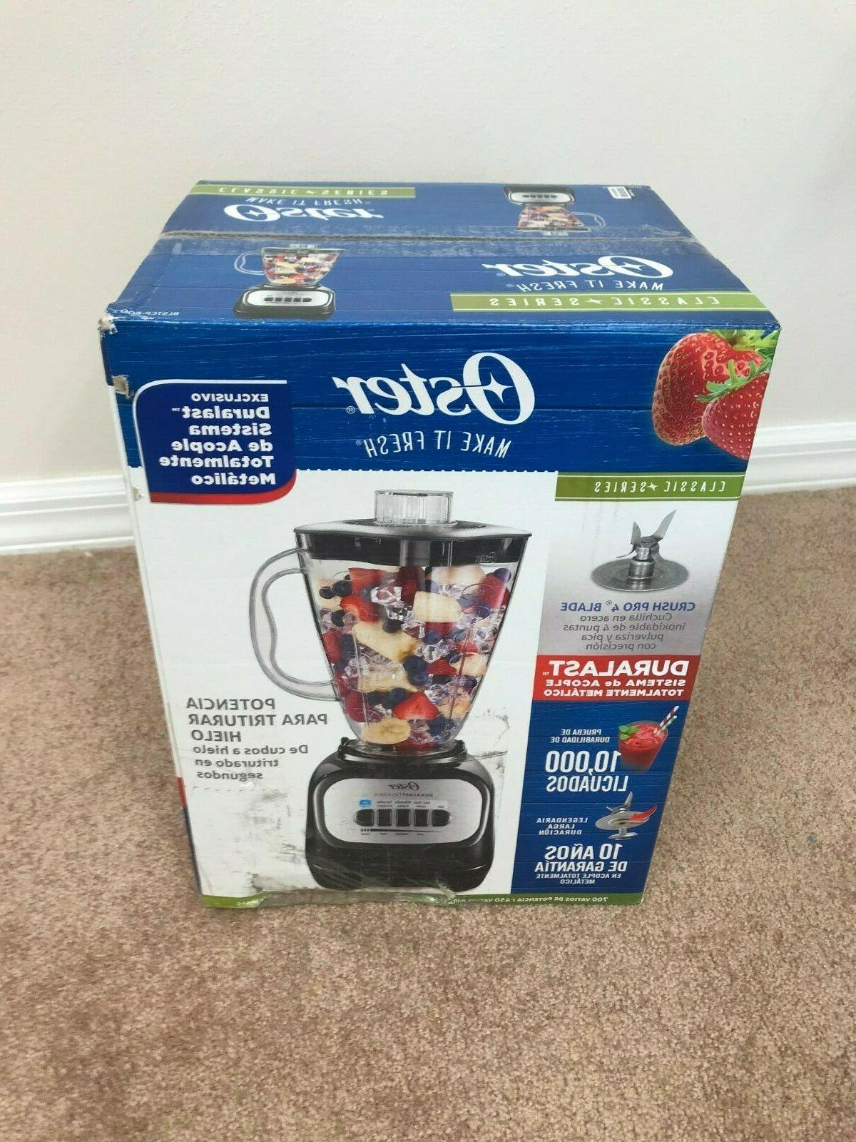 Oster 5-Speed Blender Classic Ice