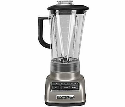 5 speed blender rksb1570cs 56 ounce silver