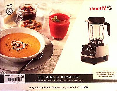 Vitamix 6500 High Performance Blender with 7 year Warranty L