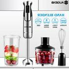 AUGIENB 8 Speed 5 in1 Hand Blender Set Food Mixer Processor