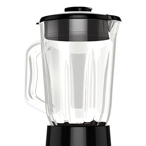 BLACK+DECKER BL1130SG FusionBlade Blender with 6-Cup