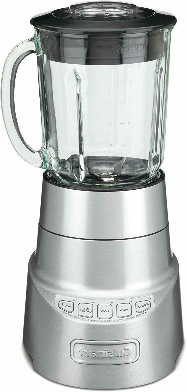 Cuisinart - SmartPower Deluxe 4-Speed Blender - Stainless-St