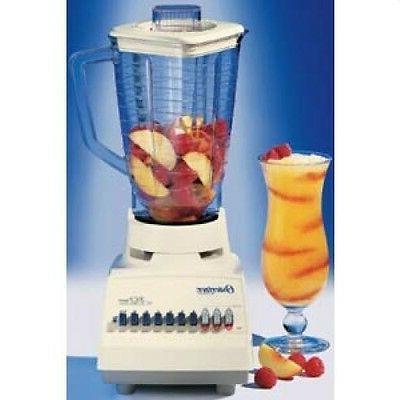 Oster 4173 10 Speed Kitchen Blender Plastic Jar, 220-240 Vol