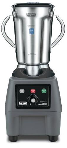 Waring CB15V 3.75 HP Variable-Speed Food Blender with Electr