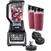 5 Auto-iQ Intelligent Blending Programmed Duo Blender with 3