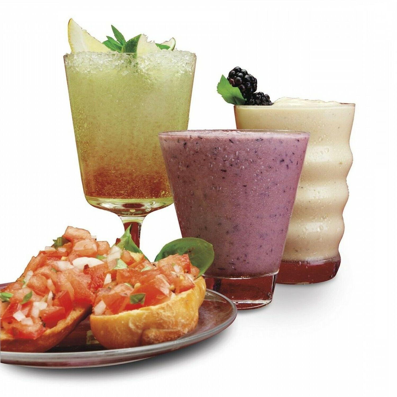 Best Ice Crusher Food Milkshake Maker Mixer